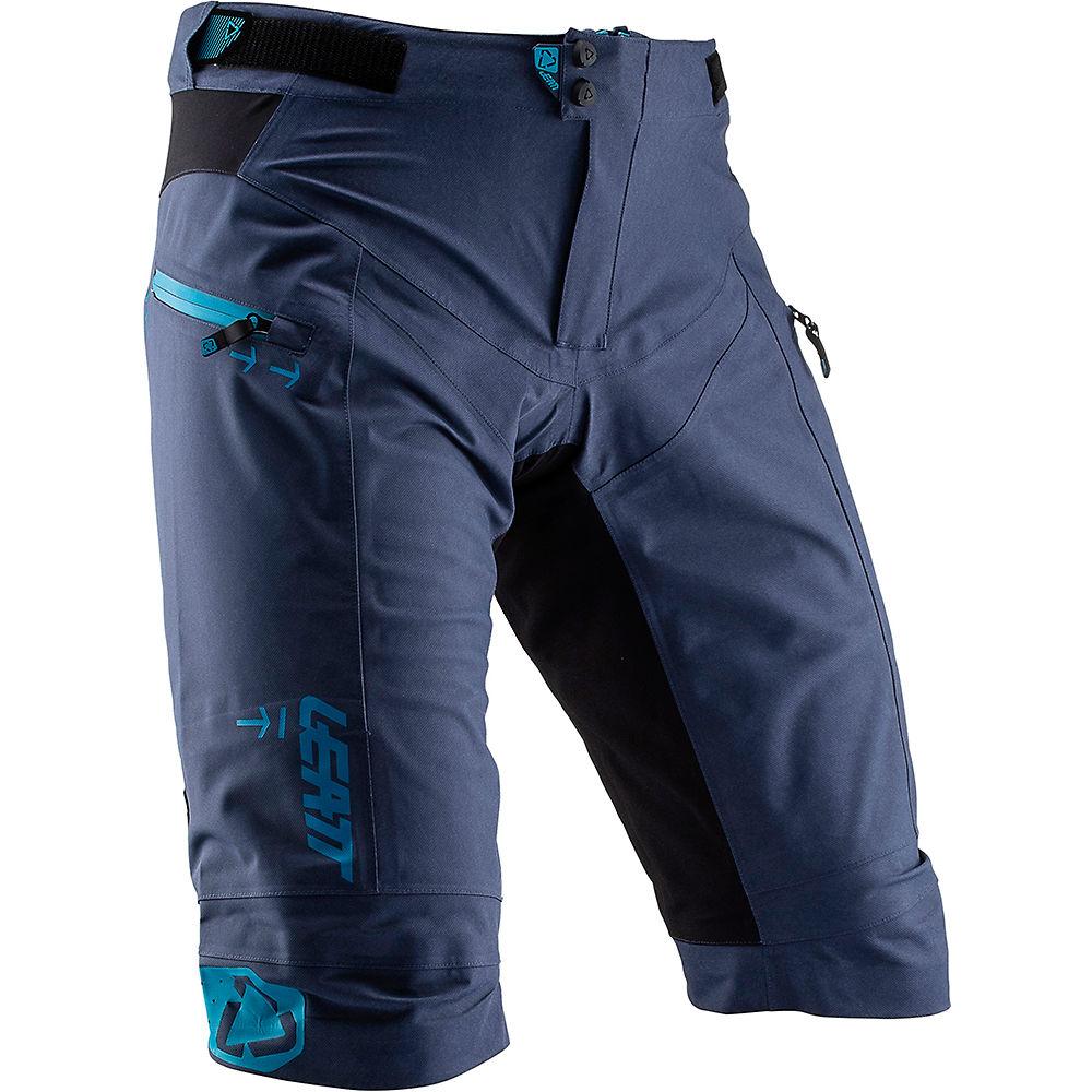 Leatt DBX 5.0 Shorts – Ink, Ink