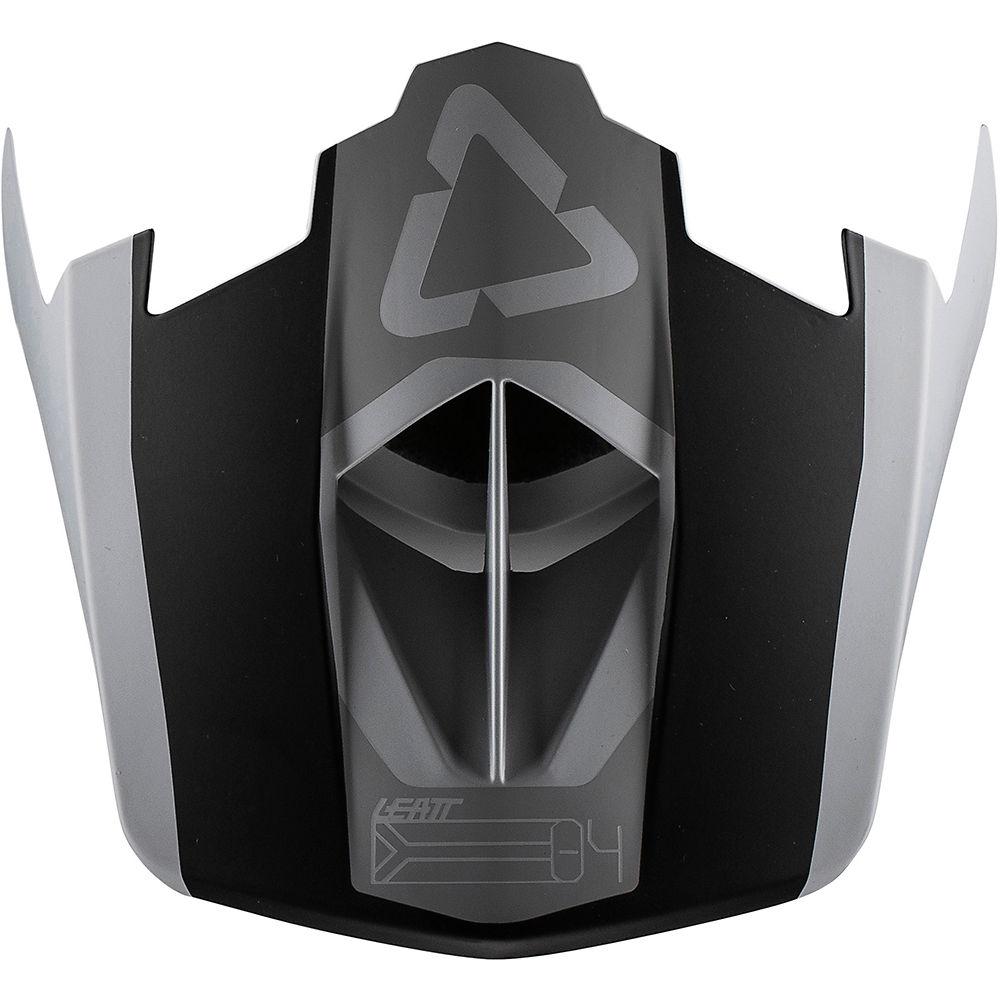 Leatt Replacement Visor-dbx 4.0 Helmet - Steel - Xs/s  Steel