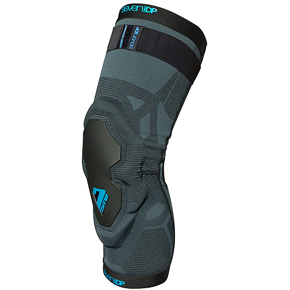 7 iDP Project Knee Pad - Black - S, Black