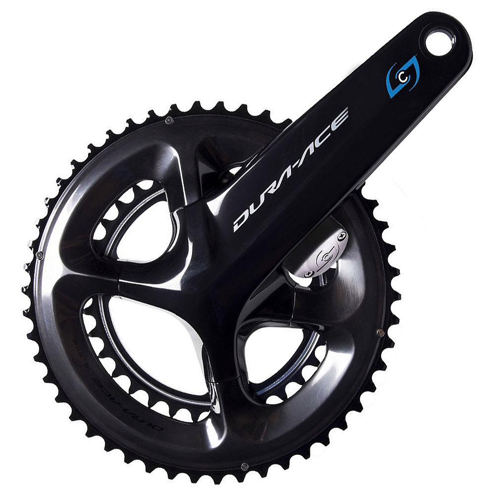 Stages Cycling Power R G3 Cw Chainrings Dura-ace R9100 - Black - 53.39t  Black