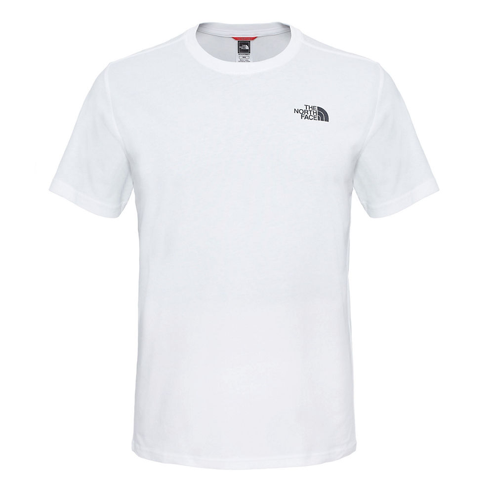 The North Face Red Box Tee  - Tnf White - Xxl  Tnf White
