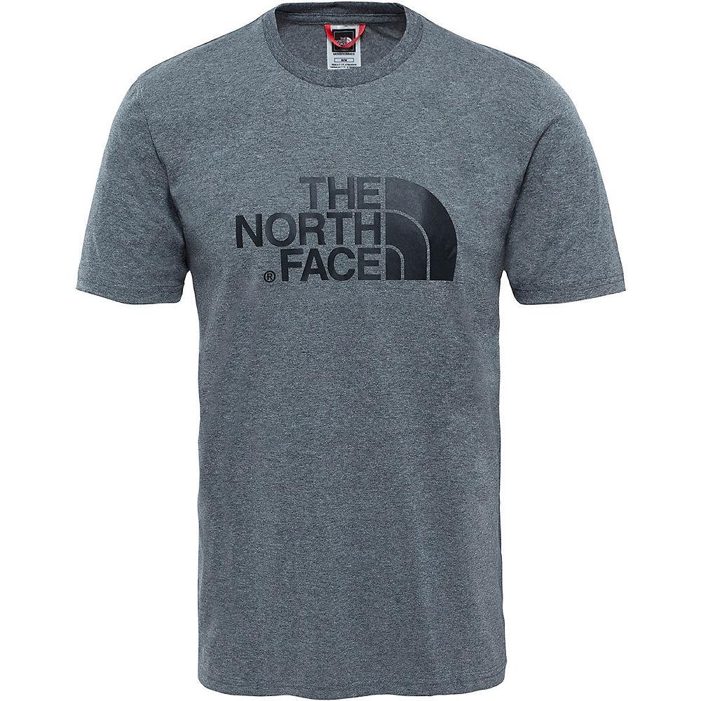 The North Face Easy Tee  - Tnf Medium Grey - Xxl  Tnf Medium Grey