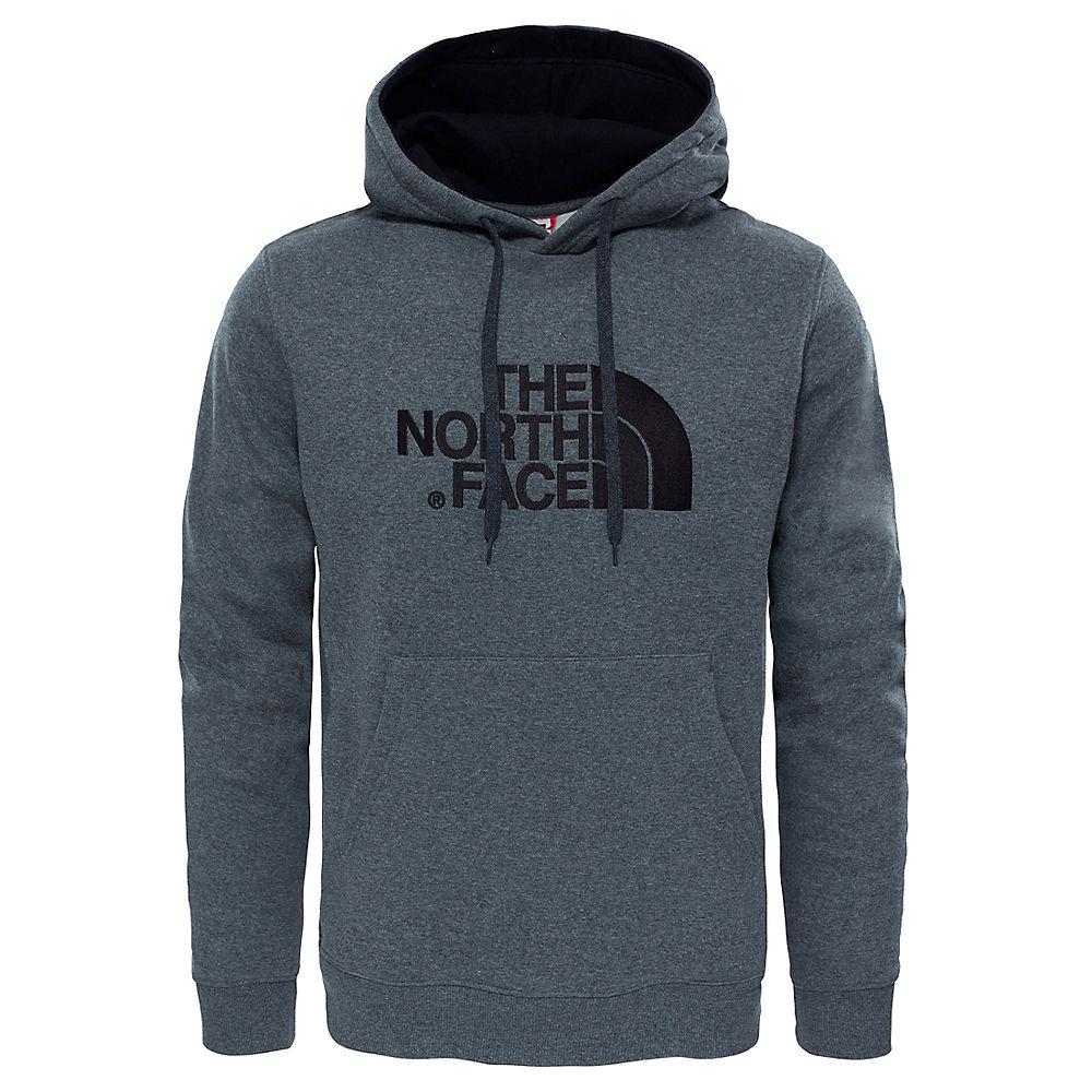 The North Face Drew Peak Pullover Hoodie  - Tnf Meduim Grey Heather- Tnf Black - Xxl  Tnf Meduim Grey Heather- Tnf Black