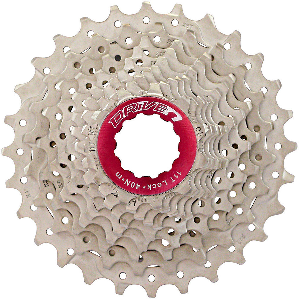 SunRace RX 10 Speed Cassette - Champagne - 11-28t, Champagne