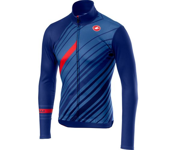 Castelli Cielo Long Sleeve Jersey AW18  dab370785