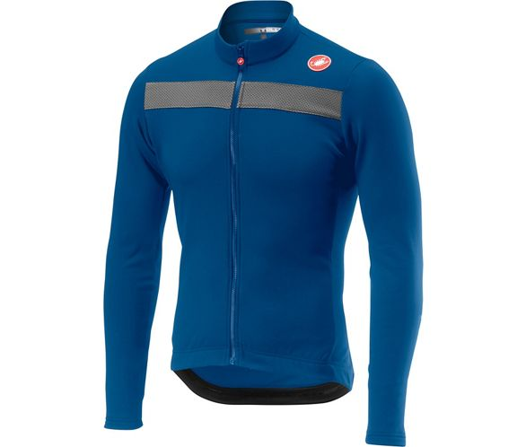 570360c09 Castelli Puro 3 Long Sleeve Jersey AW18