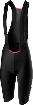 Castelli Women's Nanoflex Pro 2 Omloop Bib Shorts - Negro, Negro