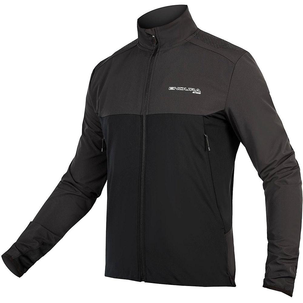 Endura MT500 Thermo L-S Jersey – Black – XL, Black