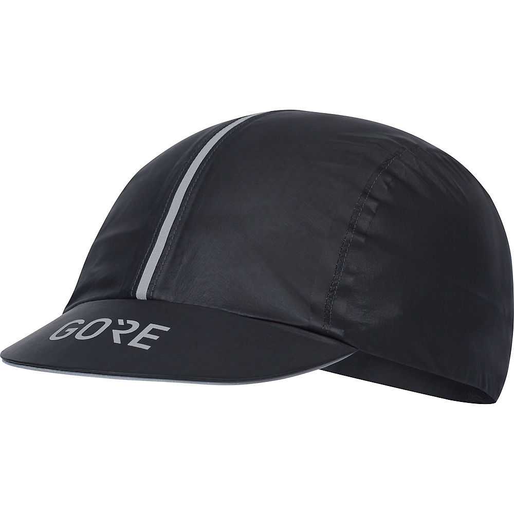Gore Wear C7 Gore-tex Shakedry Cap - Black - One Size  Black