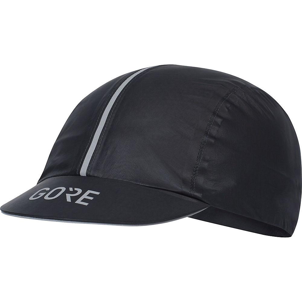 Gore Wear C7 Gore-Tex SHAKEDRY Cap - Negro - One Size, Negro