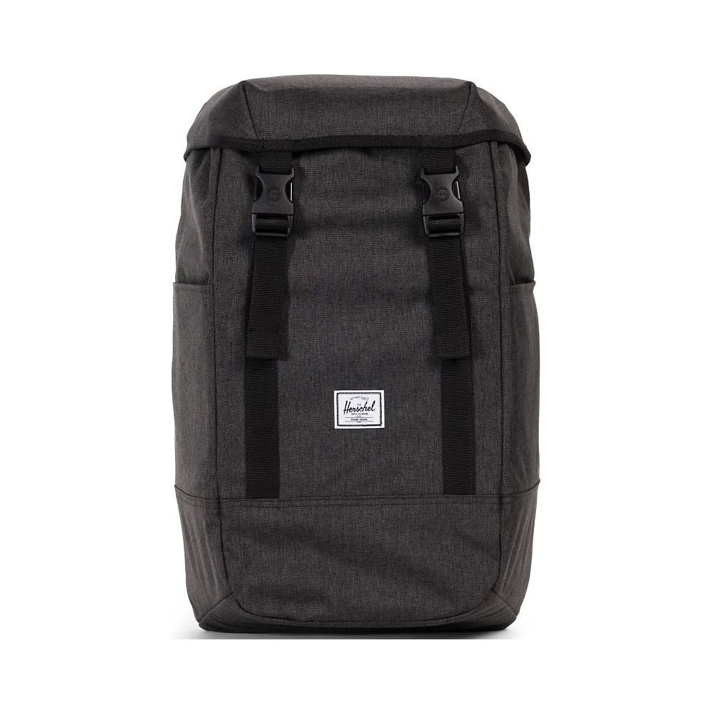 Image of Herschel Outfitter Backpack - Black Crosshatch - One Size, Black Crosshatch