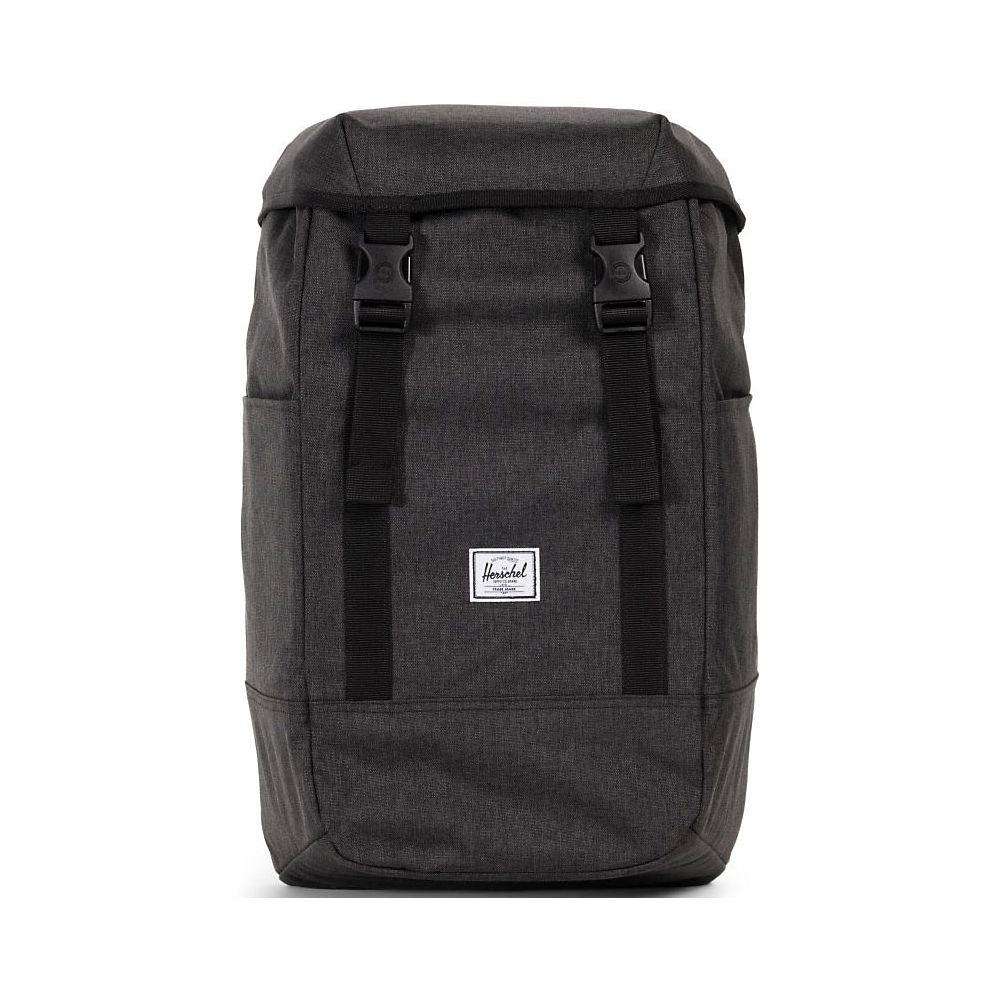 Herschel Outfitter Backpack  - Black Crosshatch - One Size  Black Crosshatch