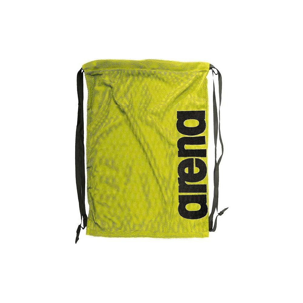 Arena Fast Mesh Bag  - Yellow-black - One Size  Yellow-black