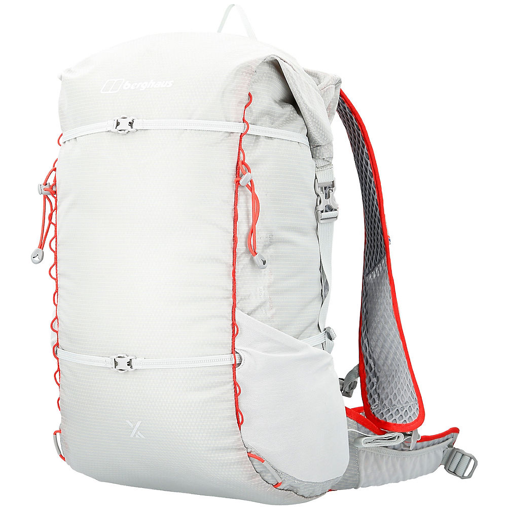 berghaus fast hike 32  - one size - carbon haute red