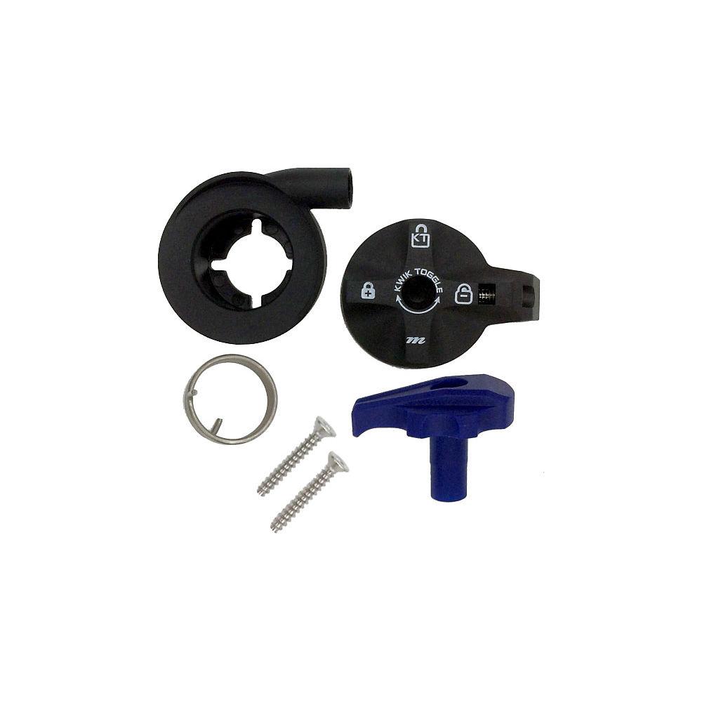 Manitou Kwik Toggle Dampner Knob Kit - Negro - M30, Machete, Negro