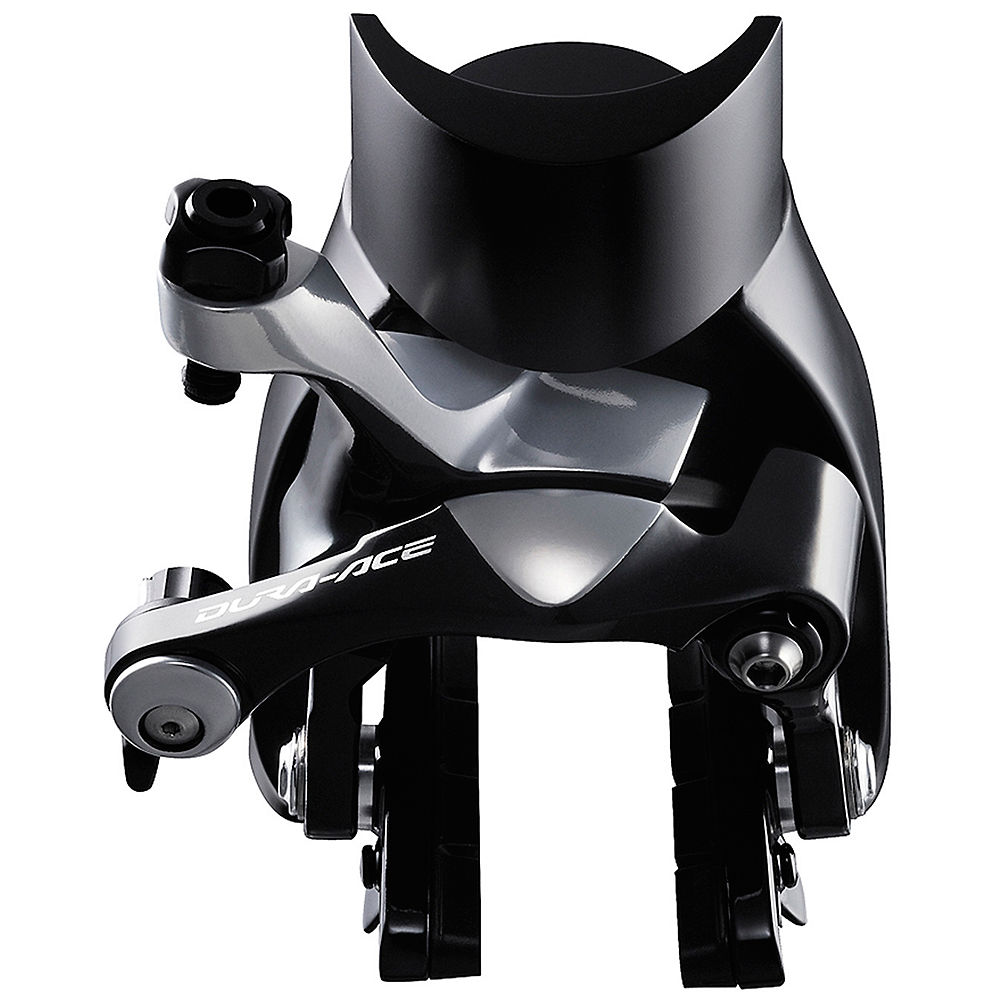 Shimano Dura-Ace 9010 Road Brake Caliper 2017 - Black - Rear - DM, Black