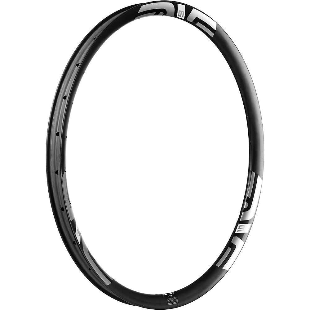 Image of ENVE M630 Carbon MTB Rim - Noir - blanc - 28H, Noir - blanc