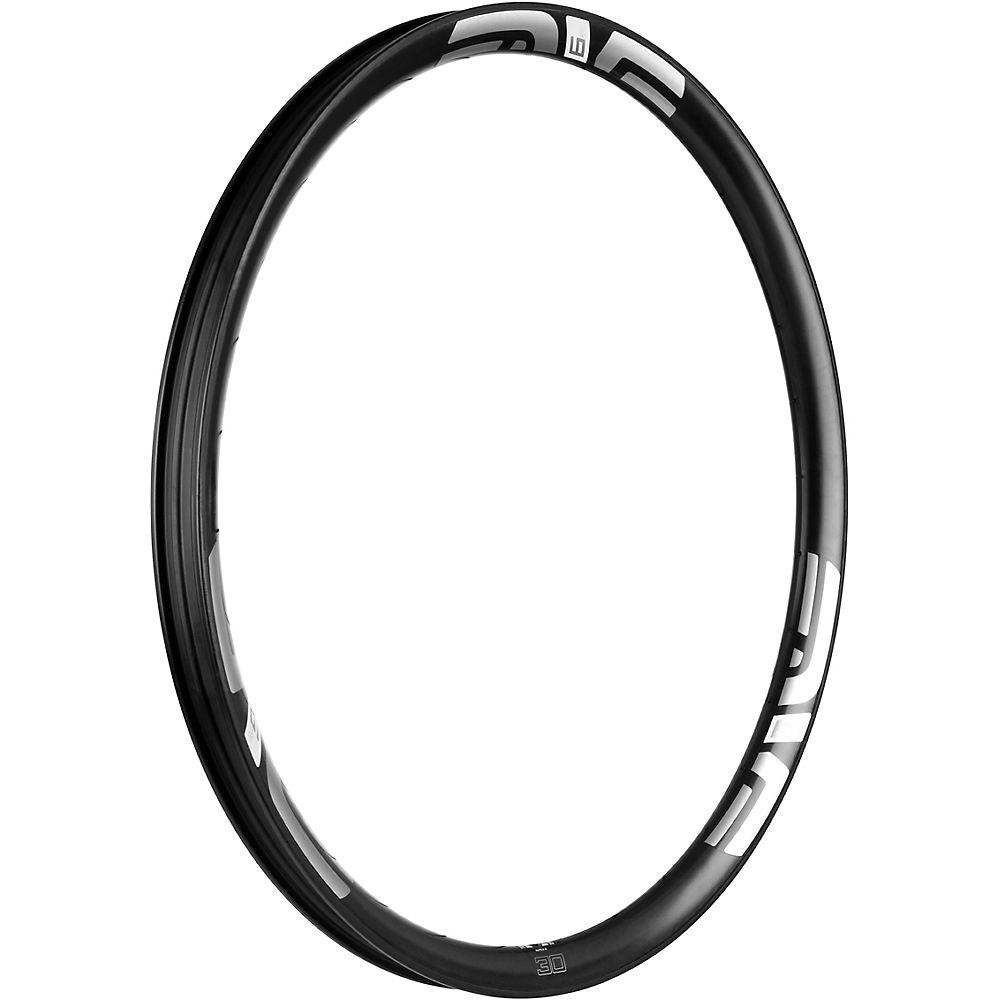 Image of ENVE M930 Carbon MTB Rim - Noir - blanc - 32H, Noir - blanc