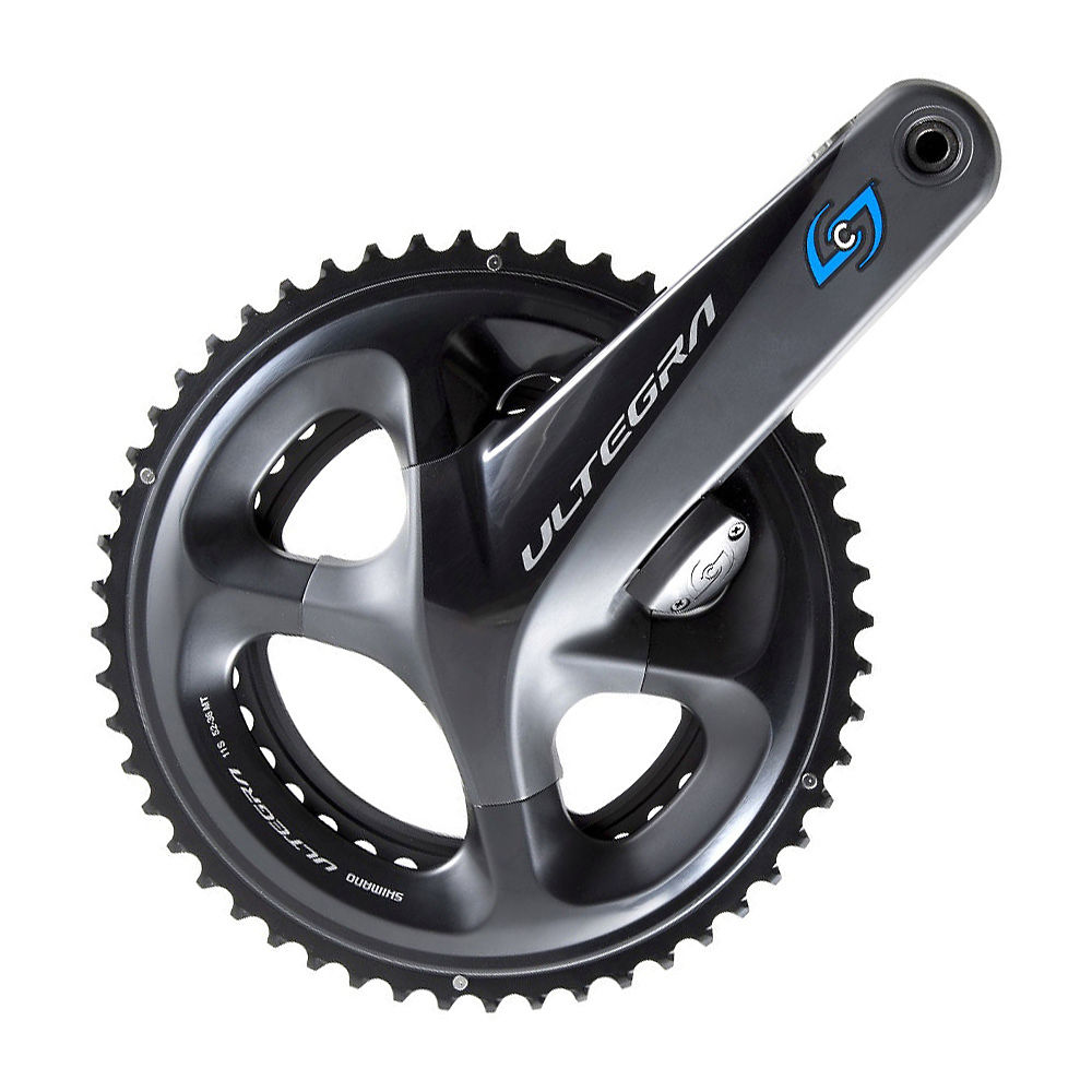 Stages Cycling Power R G3 Cw Chainrings Ultegra R8000 - Black - 53.39t  Black