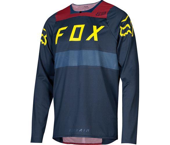 0d7a5405f Fox Racing Flexair Jersey AW18 | Chain Reaction Cycles