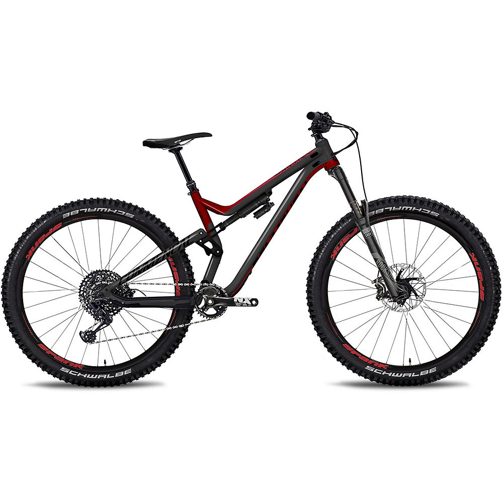 Commencal Meta Trail 29 Race Bike 2019 – Grey-Burgundy – XL, Grey-Burgundy