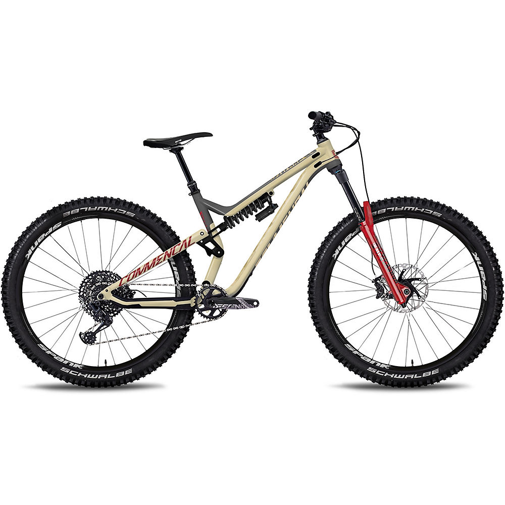 Commencal Meta AM 29 Team Bike 2019