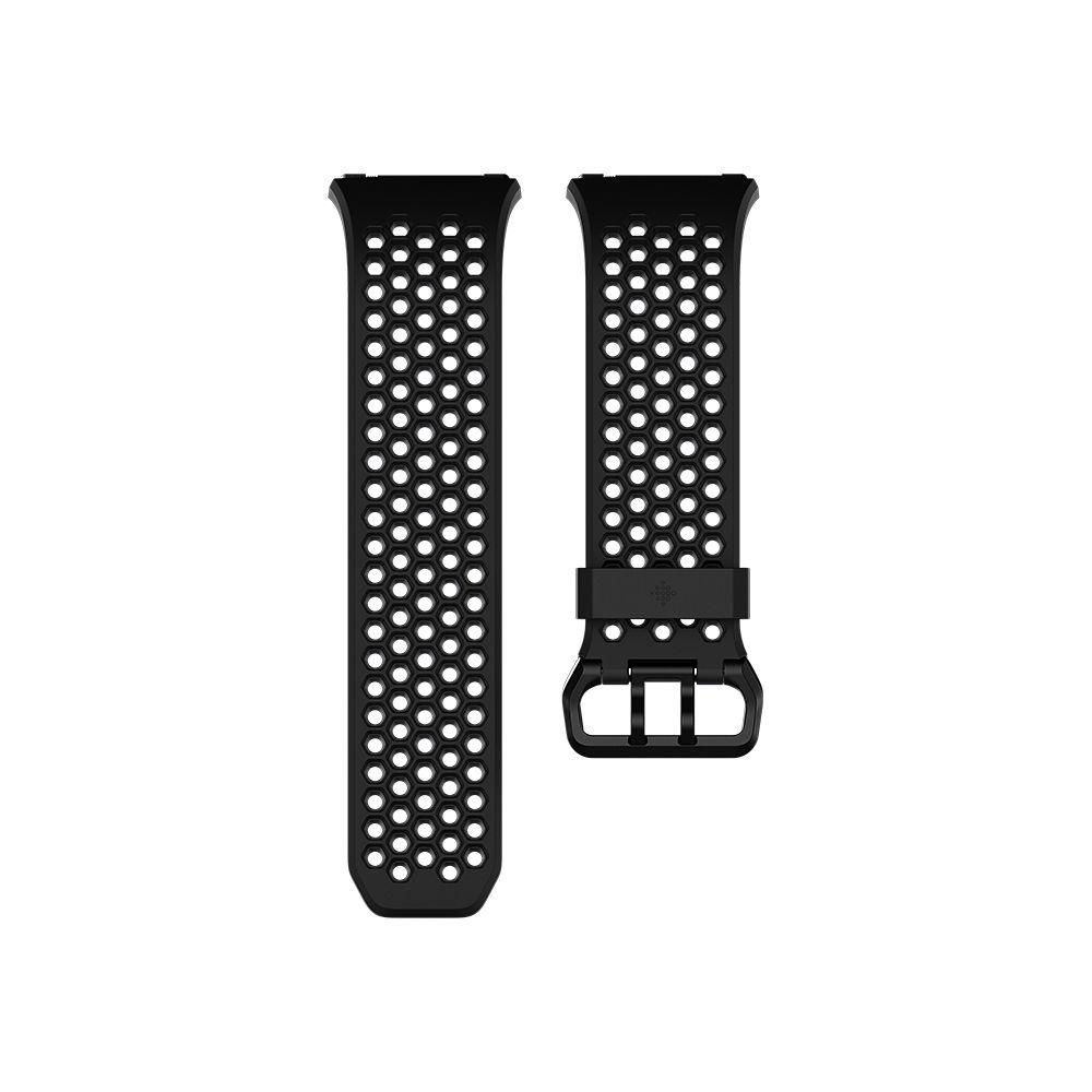 Image of Bracelet Fitbit Ionic Sport 2018 - Noir - Gris, Noir - Gris