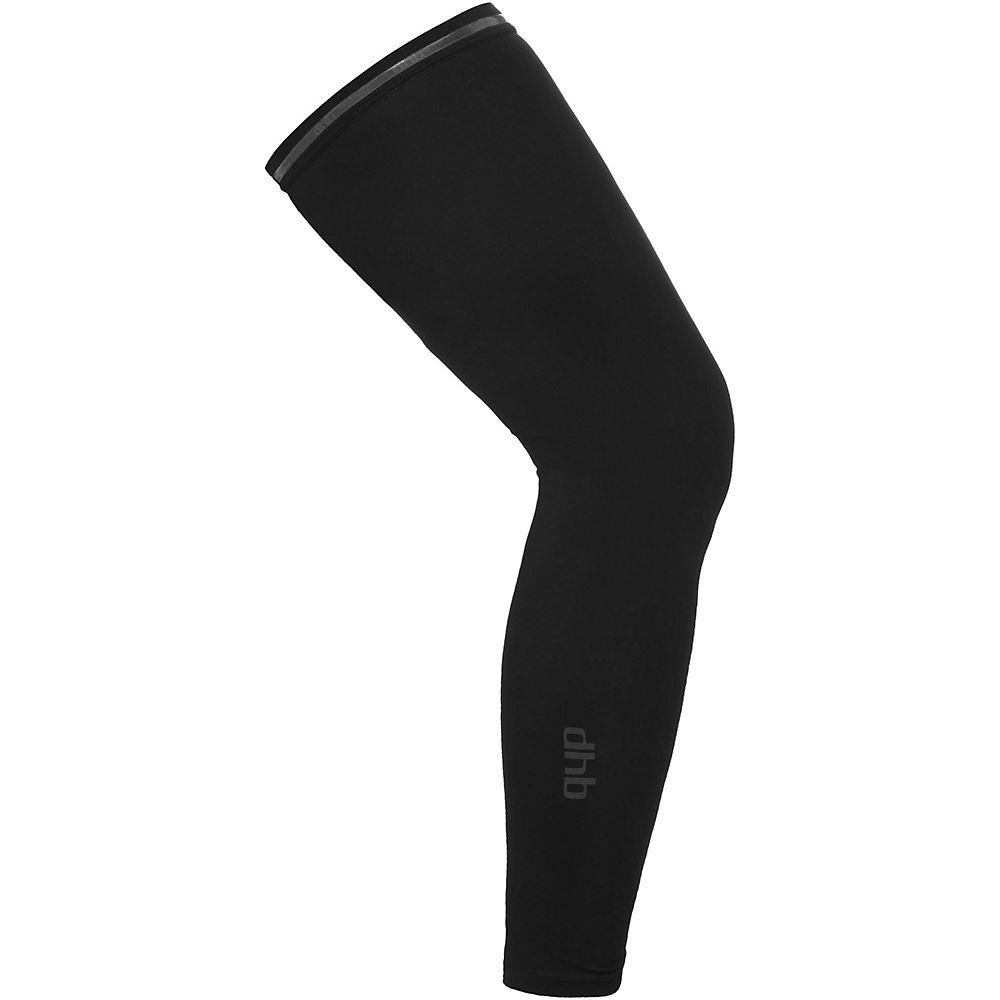 Dhb Regulate Light Leg Warmers - Black - Xs  Black