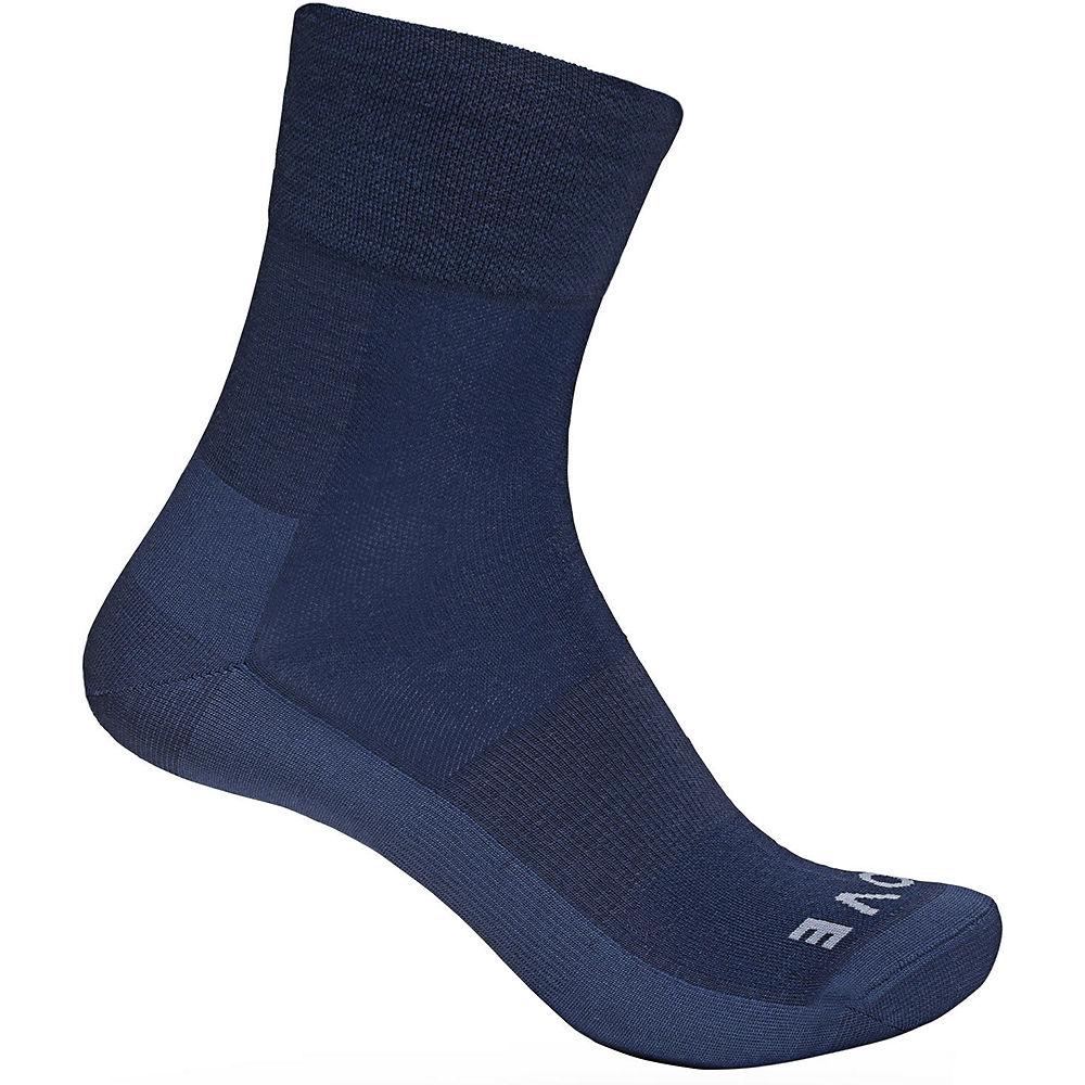 Gripgrab Merino Lightweight Sl Socks - Navy - Xs  Navy