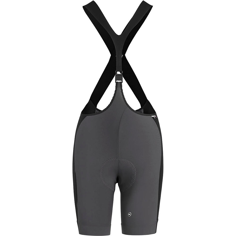 Assos Women's XC Bib Shorts - torpedoGrey, torpedoGrey