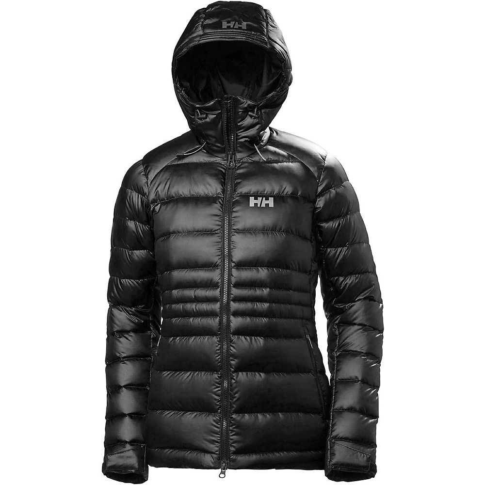helly hansen women's vanir icefall down jacket  - black