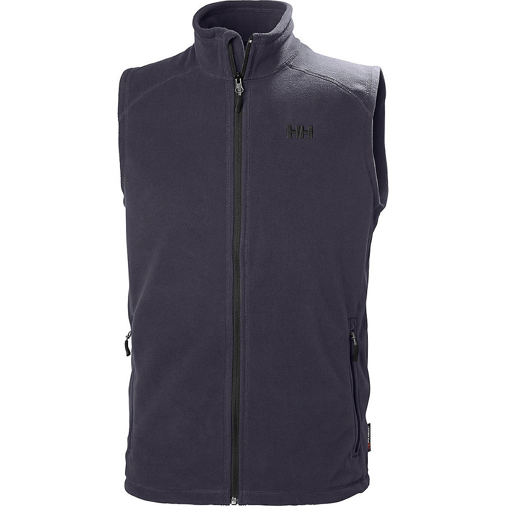 Image of Helly Hansen Daybreaker Fleece Vest - Graphite Blue, Graphite Blue
