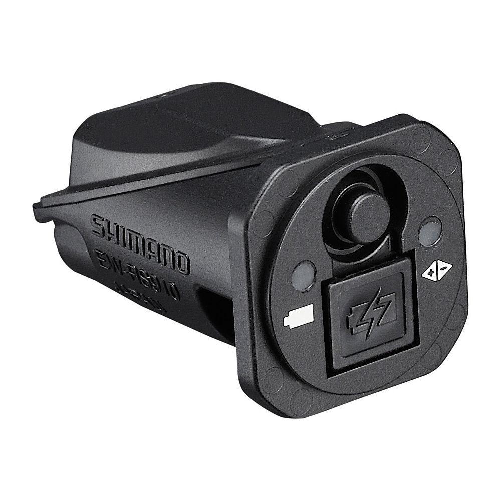 Shimano Di2 EW-RS910 E-Tube Frame-Bar Plug Mount – Black – One Size, Black