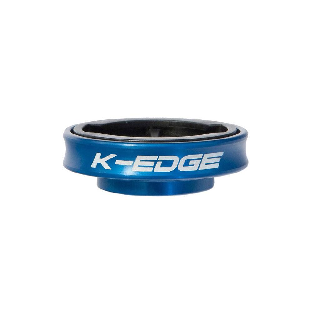 K-Edge Garmin Gravity Cap Mount - Blue - 1.1/8
