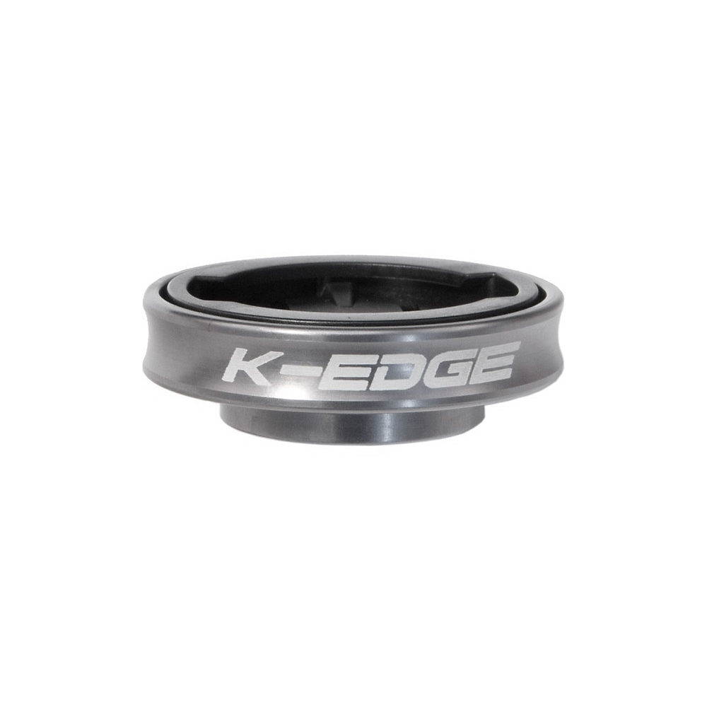 K-edge Gravity Cap Mount 2018 - Gunmetal  Gunmetal