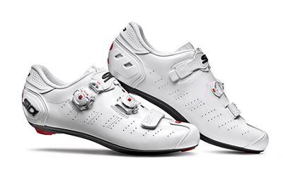 Sidi Ergo 5 Road Shoes 2019 - Blanco/Blanco - EU 44, Blanco/Blanco