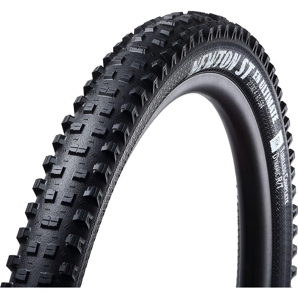 Goodyear Newton ST DH Ultimate Tubeless MTB Tyre - Black - Folding Bead, Black