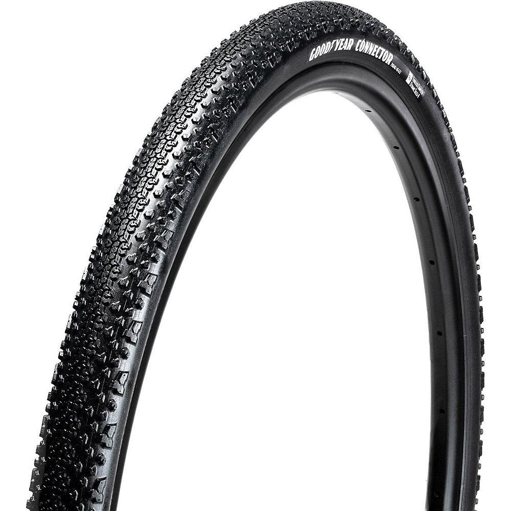 Image of Pneu de cyclo-cross Goodyear Connector (tubeless) - Noir - Folding Bead, Noir