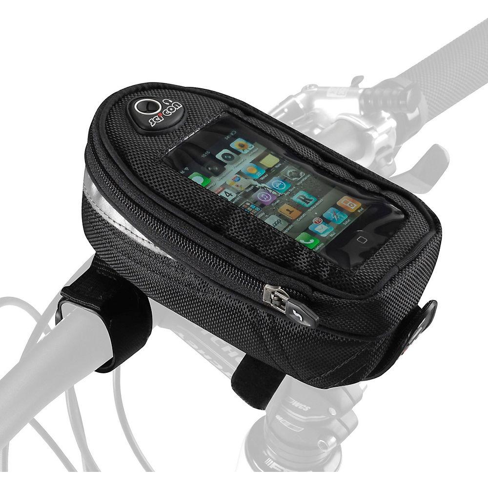 Scicon Phone Handlebar Bag - Black  Black