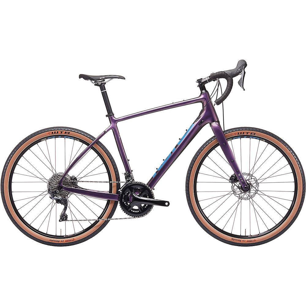 Bici da strada Kona Libre Adventure 2019 - Deep Purple - 54cm (21