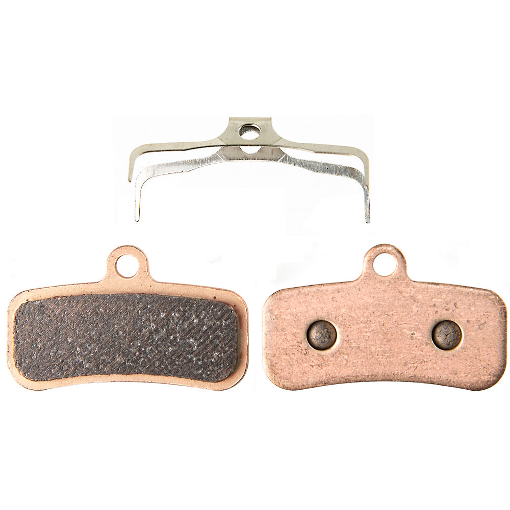 Lifeline Shimano Saint-zee-trp Quadiem-slate Pads - Copper - Sintered  Copper