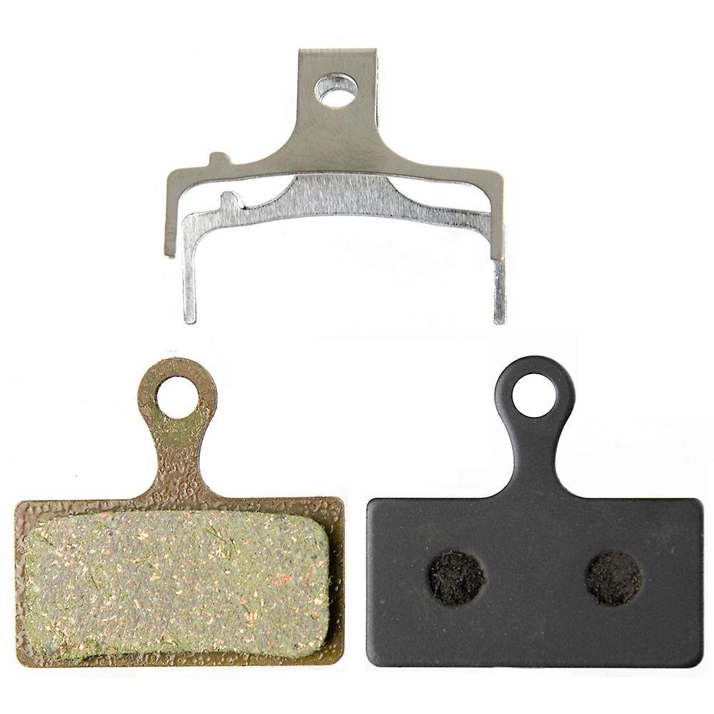 LifeLine Shimano XT- XTR Disc Brake Pad - Black - Organic, Black