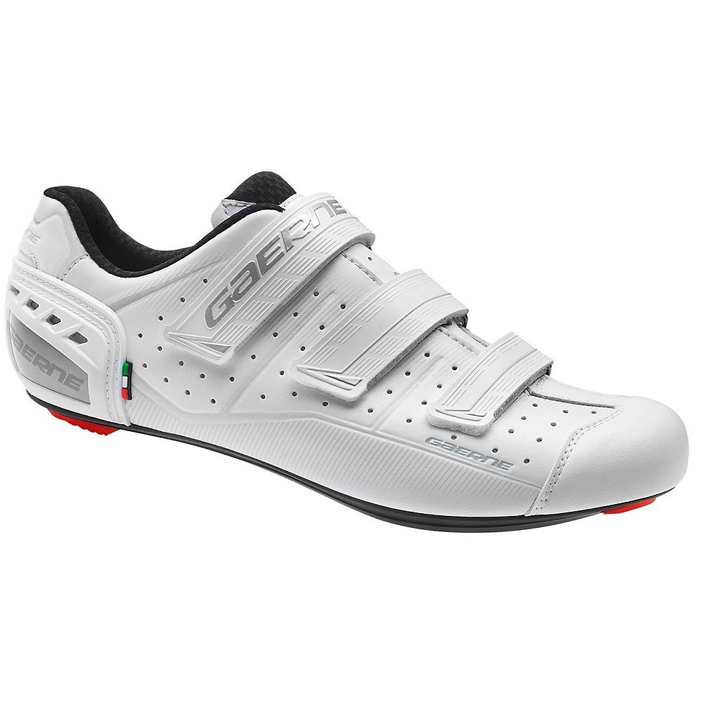 Image of Chaussures de route Gaerne Record 2019 - Blanc, Blanc