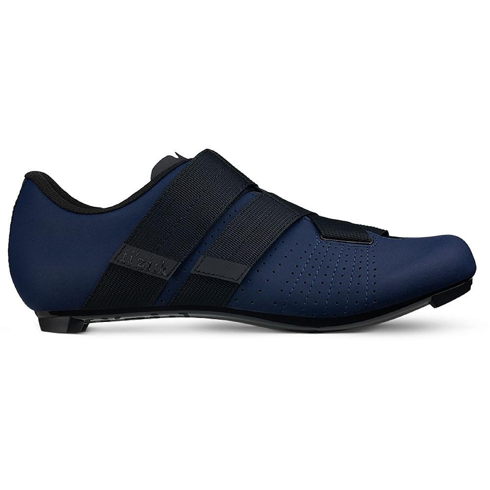 Fizik Tempo R5 Powerstrap Road Shoes - Navy-black - Eu 43.5  Navy-black