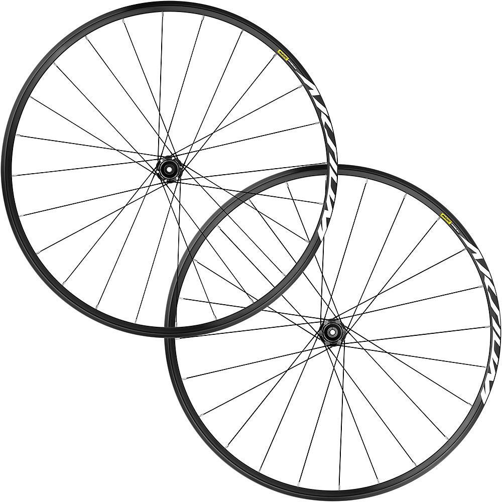 Mavic Aksium Disc 6-Bolt Wheelset 2019