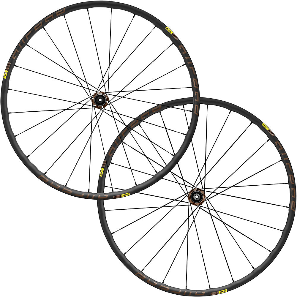 Mavic Allroad Elite Road+ Wheelset 2019