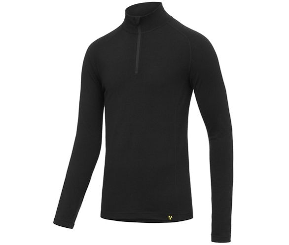 Nukeproof Merino Long Sleeve 1-4 Zip Baselayer AW18  3fb2d4425