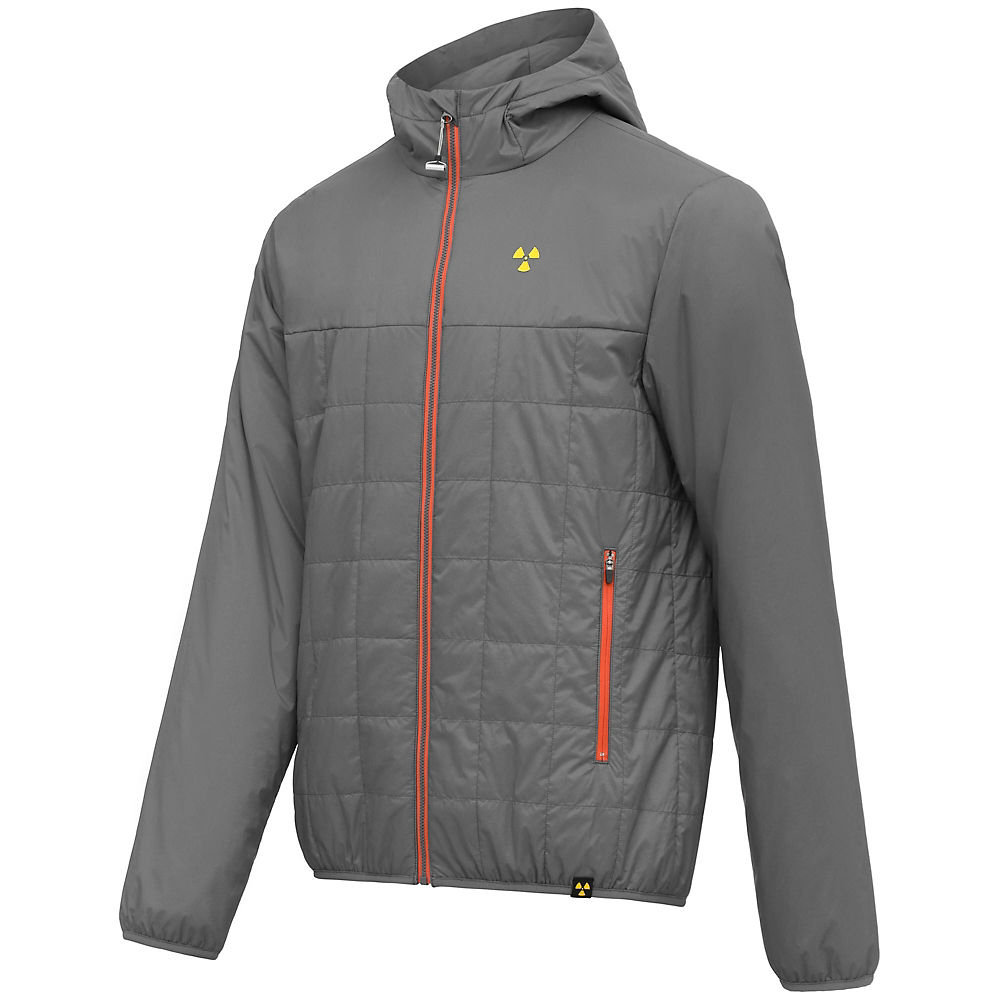 Nukeproof Outland Insulated Jacket - Grey - Xxl  Grey