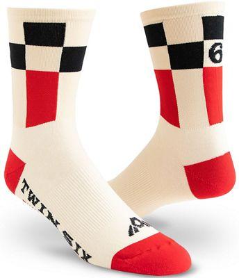 Twin Six Six Stroke Wool Socks - Calcetines