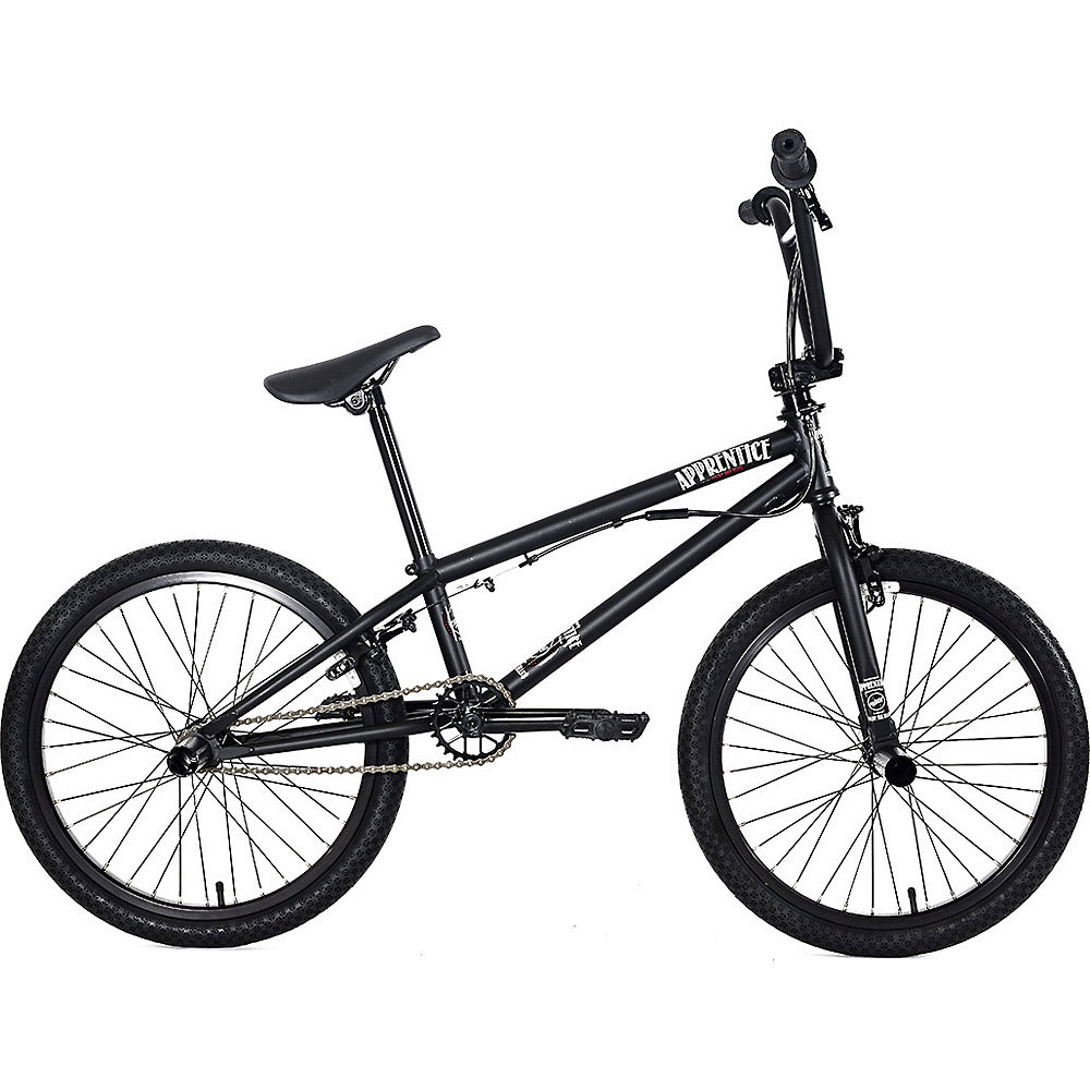 "Image of BMX Colony Apprentice Flatland 2019 - Matte Black - 19"", Matte Black"
